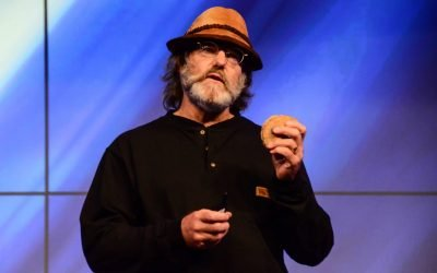 Paul Stamets: Psilocybin Mushrooms & The Mycology of Consciousness